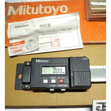 "Mitutoyo Series 572 Digimatic Scale Unit 572-411 SD 6"" P."
