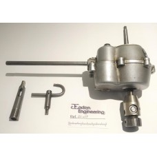 """Pollard No.1 Auto Reversing Tapping Head. 2.5mm(3/32"""") to 7mm(1/4"""") Tap Capacity."""