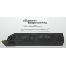 Seco CF1R2525M04 Indexable Lathe Parting Off / Grooving Tool, 25mm Shank.