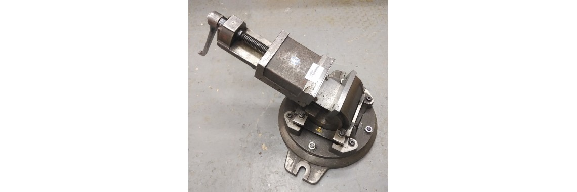3 axis vice