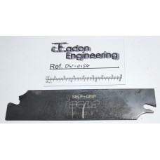 Iscar Self-Grip SG1H 32-3 Indexable Lathe Parting Off Blade.