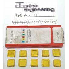 Sandvik Coromant SEKR 12 03 AZ-WM, 10910491, 4030, Indexable Milling Cutter Insert, 10off.