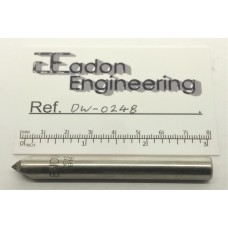 Diamond Dressing Tool With Chamfered Tip For Profile Dressing. By Endia.
