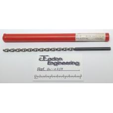 Ø6.0mm Extra Long Drill, 205mm Long by Titex Plus.